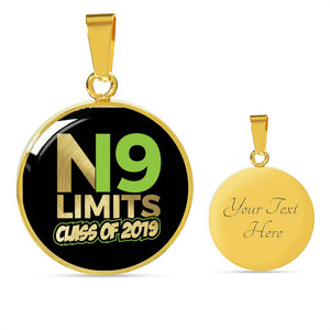 No Limits - 2019 Graduation Necklaces For Her