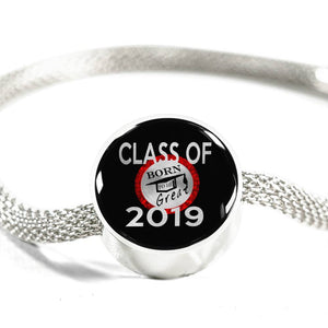 Born To Be Great - 2019 Pandora Graduation Charm