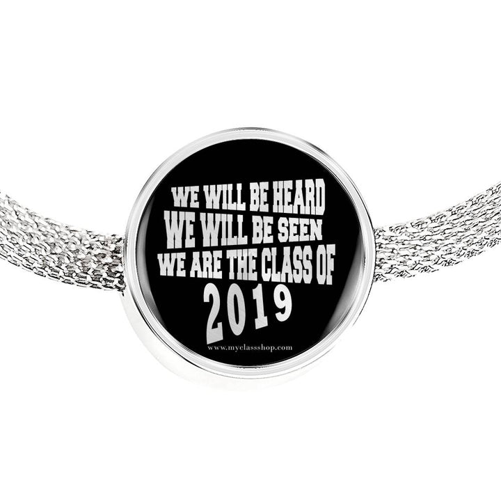 e50a9f9d9 We Will Be Heard - Pandora Graduation Charms 2019 – My Class Shop