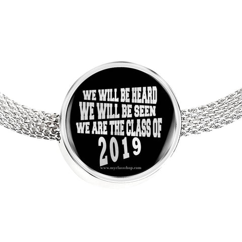 We Will Be Heard - Pandora Graduation Charms 2019