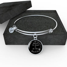 Load image into Gallery viewer, She Believed Class Of 2019 - Graduation Bracelet For Her