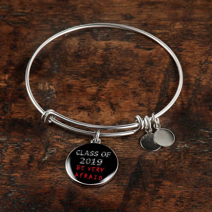 Be Very Afraid - Graduation 2019 Bracelets