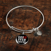 Load image into Gallery viewer, Game Over - Personalized Graduation Bracelets 2019