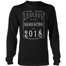 Load image into Gallery viewer, Seniors t-shirts 2018