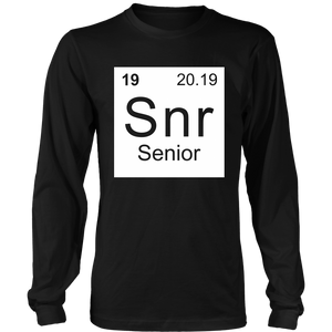 Senior - Class of 19 Shirts