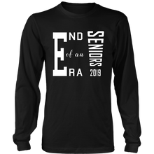 Load image into Gallery viewer, End Of An Era - Senior Shirt Ideas 2019