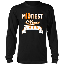 Load image into Gallery viewer, Class of 2019 shirt designs - M19tiest Class - Black