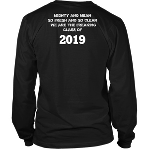 Mighty and Mean - Class Shirts 2019