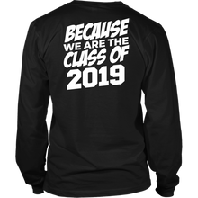 Load image into Gallery viewer, Strong & Mean - Class of 2019 T-Shirt Slogans