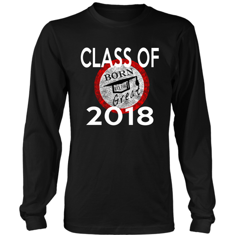 class of 2018 t shirts