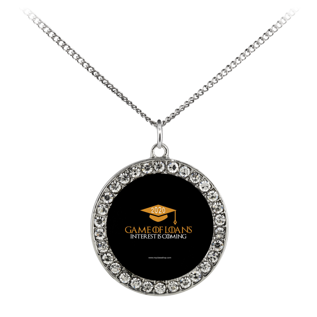 Graduation Pendant Necklaces 2020