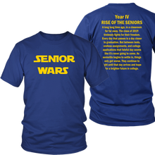 Load image into Gallery viewer, Senior Wars - Class of 2019 T-shirts