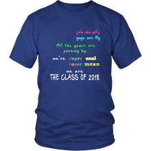 Load image into Gallery viewer, class of 2018 shirts design