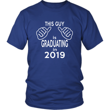 Load image into Gallery viewer, This Guy Is Graduating - 2019 Senior Shirts
