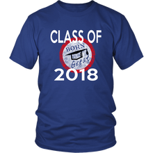Load image into Gallery viewer, class of 2018 shirts slogans