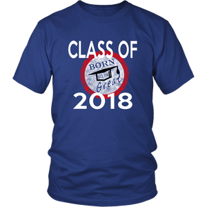 class of 2018 shirts slogans