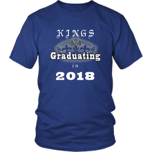 Load image into Gallery viewer, class of 2018 shirt designs