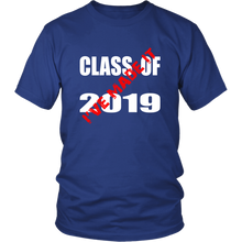 Load image into Gallery viewer, Class T shirts 2019 - I Have Made It - Blue
