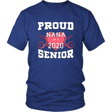 Load image into Gallery viewer, Proud Nana of 2020 Senior