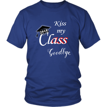 Load image into Gallery viewer, Kiss My Class Goodbye - Class Of 2019 Slogans