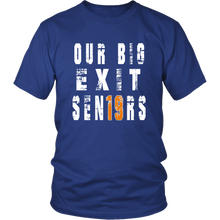 Load image into Gallery viewer, Class shirts 2019 - Our Big Exit - Blue