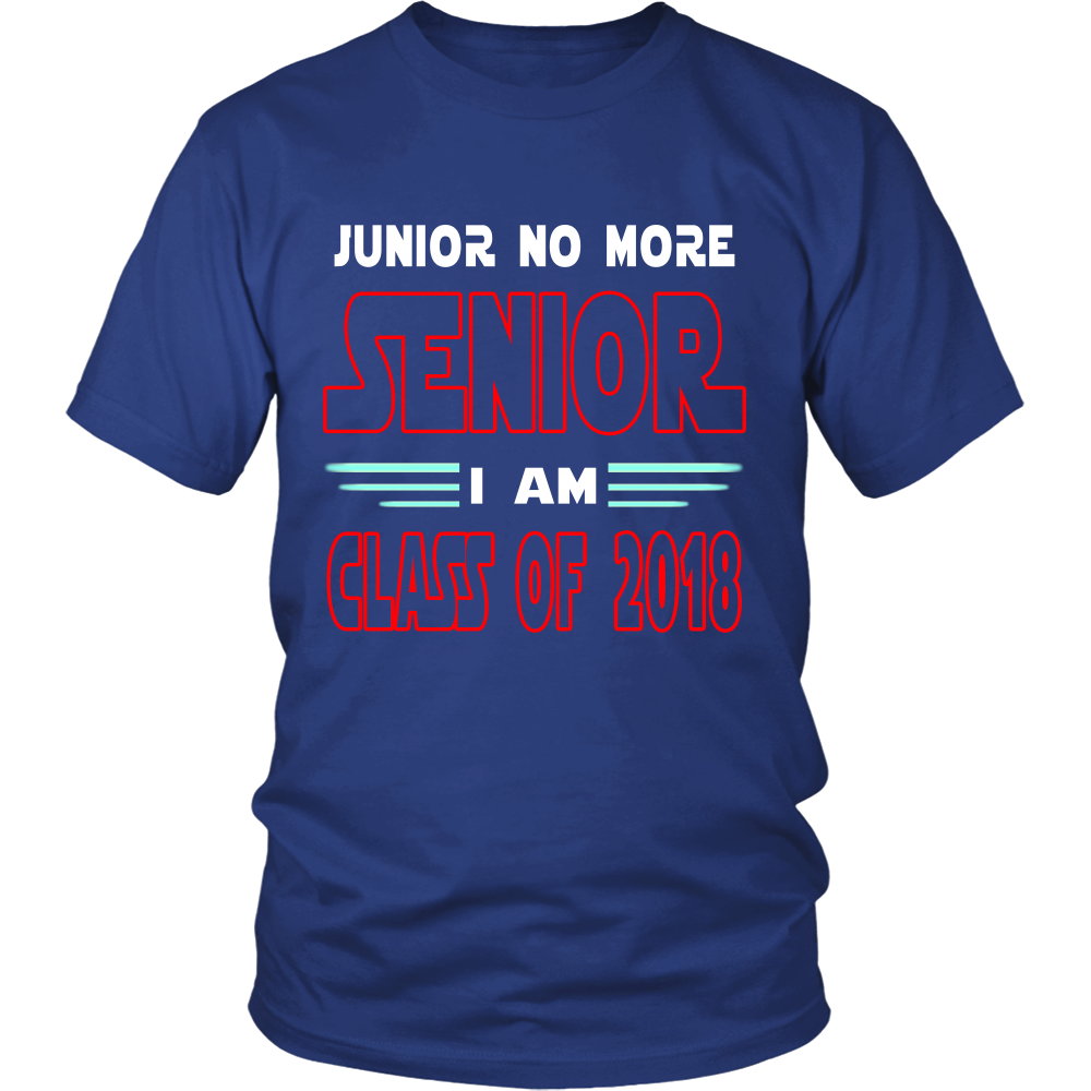 Junior No More - Grad t shirts 2018