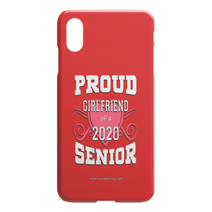 Proud Girlfriend of a 2020 Senior - Red Edition