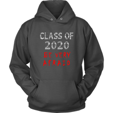 Load image into Gallery viewer, Be Very Afraid - Class Of 2020 Sweatshirt Designs
