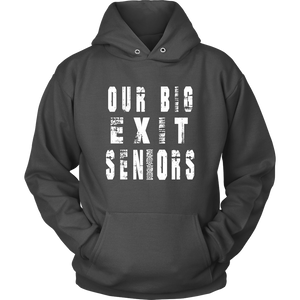 Our Big Exit - Senior 2020 Hoodie