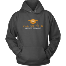 Load image into Gallery viewer, Game Of Loans - Senior 2020 Hoodies