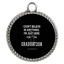 Load image into Gallery viewer, I'm Just here for the Graduation - Graduation Gift Necklace 2020