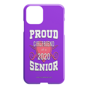 Proud Girlfriend of a 2020 Senior - Purple Edition