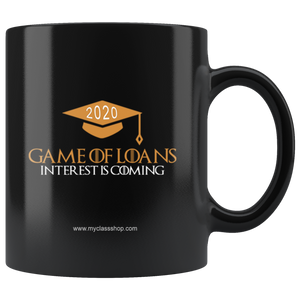 Game of Loans Interest is Coming