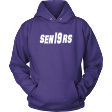 Load image into Gallery viewer, We Run - Class Of 2019 Hoodies