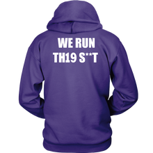 Load image into Gallery viewer, We Run - Class Of 2019 Hoodies - Purple