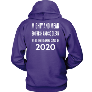 Junior Class Hoodies - Mighty And Mean