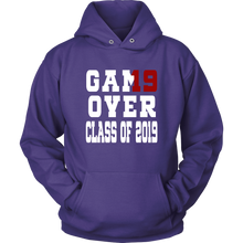 Load image into Gallery viewer, Game Over - Graduation Hoodies - Purple