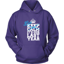 Load image into Gallery viewer, Go Crazy - Senior Hoodie Designs 2019 - Purple