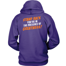 Load image into Gallery viewer, Class of 9-Teen - Class of 2019 Hoodie - Purple