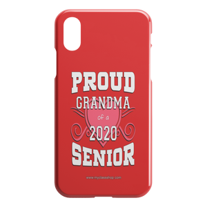 Proud Grandma of a 2020 Senior - Red Edition