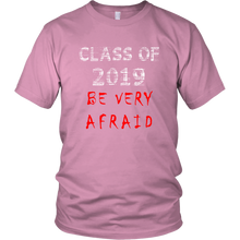 Load image into Gallery viewer, Class of 2019 shirts with slogans - Pink