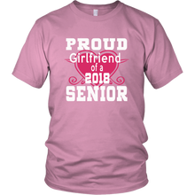 Load image into Gallery viewer, Proud Girlfriend - Class shirt ideas 2018