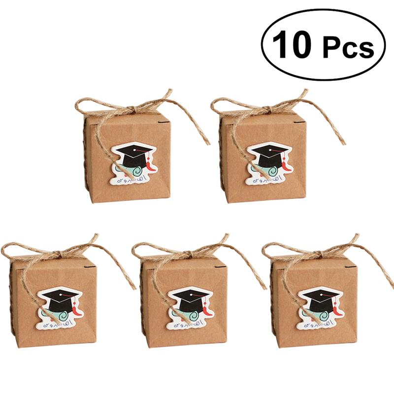 Graduation favor boxes - Class of 2018