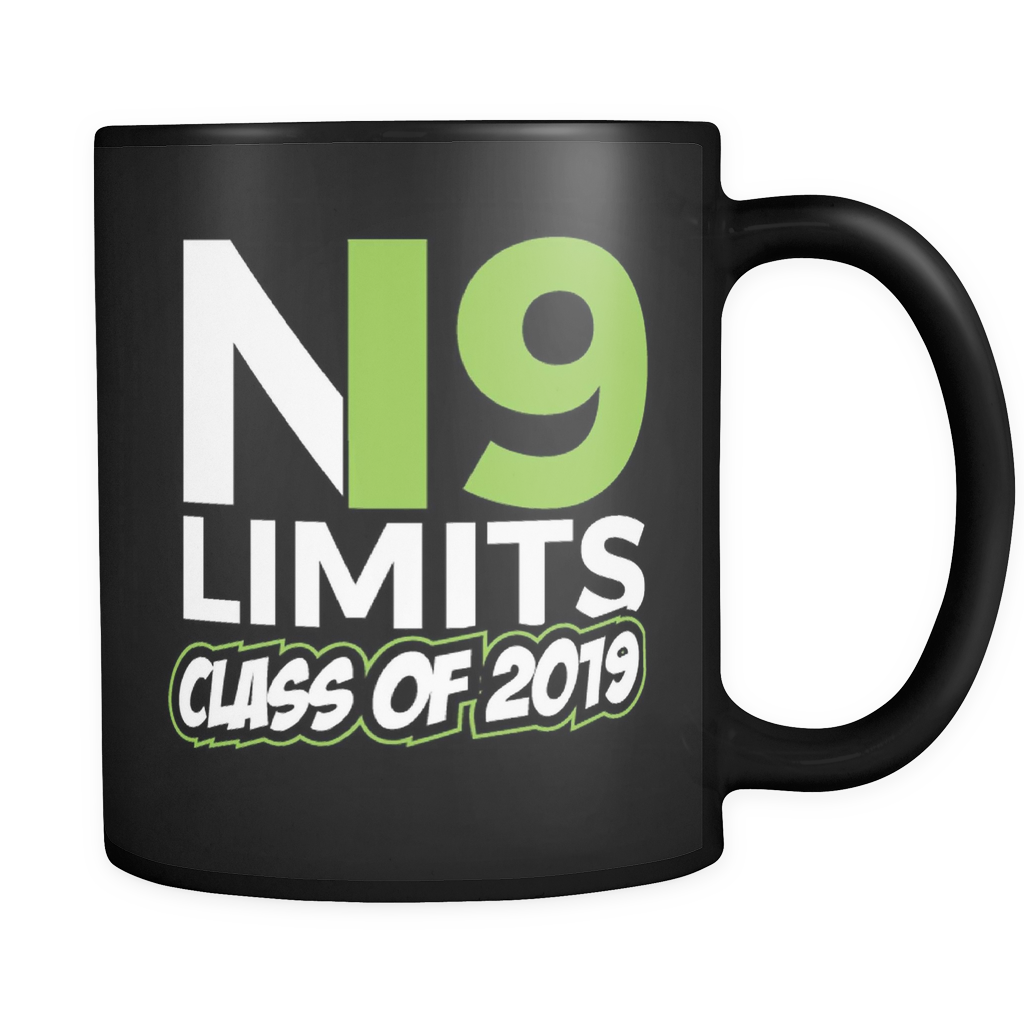 No Limits Class of 2019 - Graduation Mugs