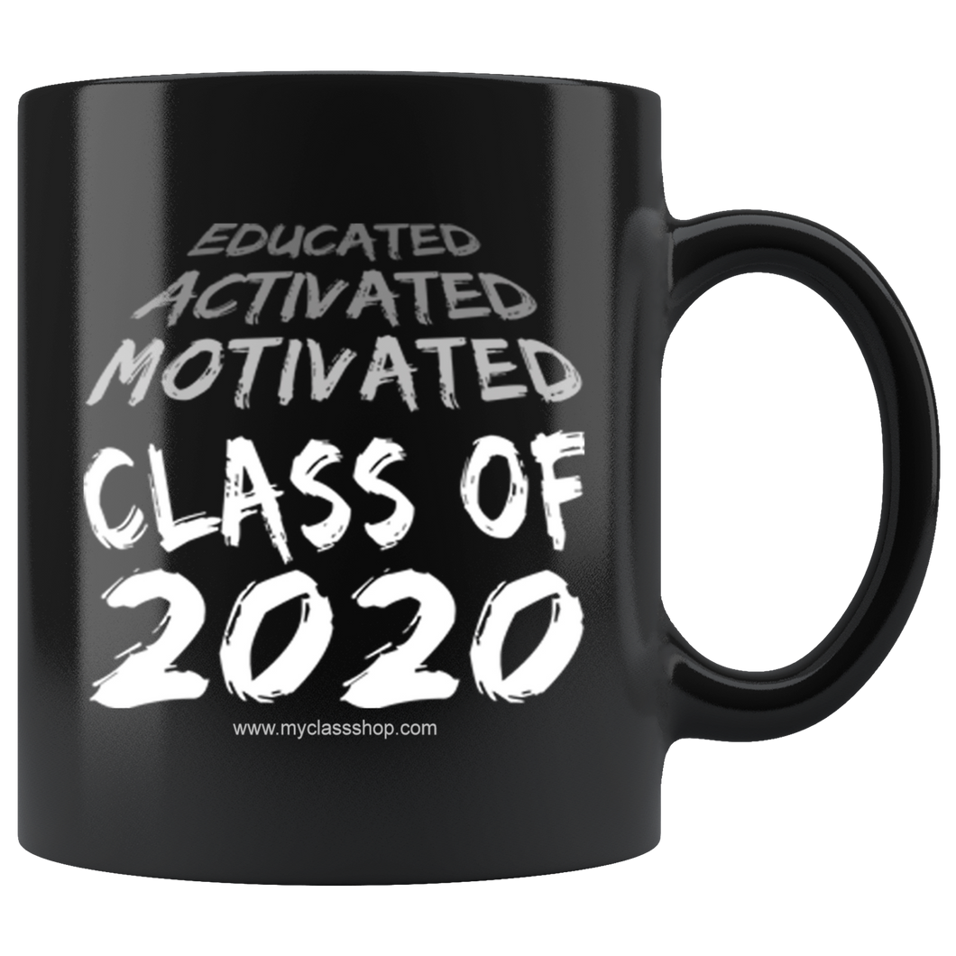 Educated Activated Motivated