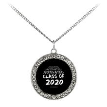 Load image into Gallery viewer, Graduation Necklaces for Her 2020