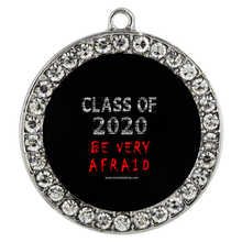 Load image into Gallery viewer, Be Very Afraid - Senior Necklaces 2020