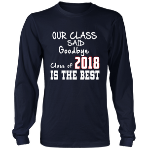 Our Class Said - Short graduation quotes