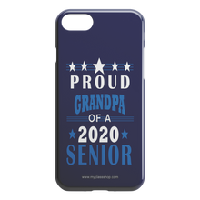 Load image into Gallery viewer, Proud Grandpa of a 2020 Senior - Blue Edition
