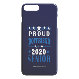 Proud Boyfriend Of A 2020 Senior - Blue Edition